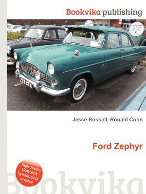 Ford Zephyr  by  Jesse Russell