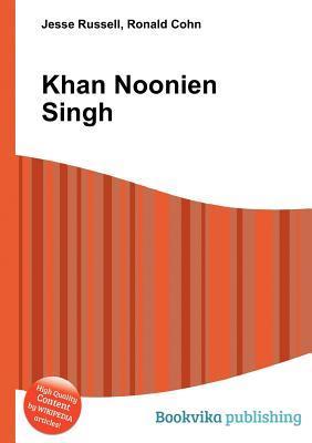Khan Noonien Singh  by  Jesse Russell