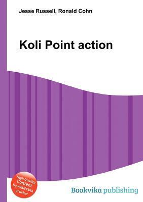 Koli Point Action  by  Jesse Russell