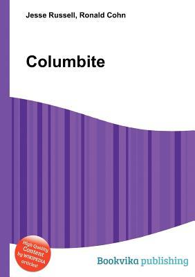 Columbite  by  Jesse Russell