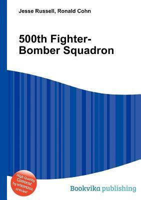 500th Fighter-Bomber Squadron Jesse Russell