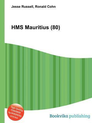 HMS Mauritius (80) Jesse Russell