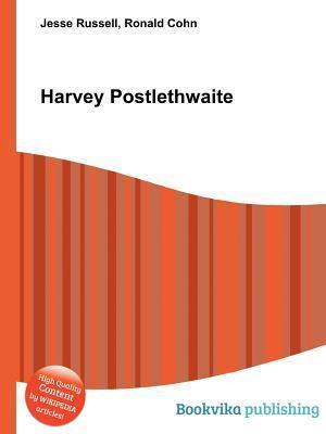 Harvey Postlethwaite  by  Jesse Russell