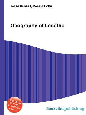 Geography of Lesotho Jesse Russell