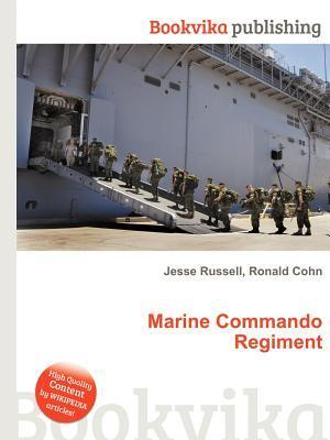 Marine Commando Regiment  by  Jesse Russell