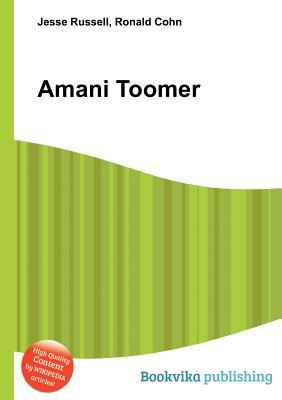 Amani Toomer  by  Jesse Russell