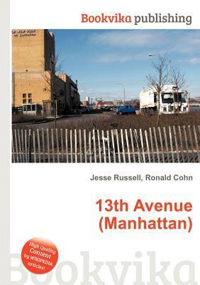 13th Avenue  by  Jesse Russell