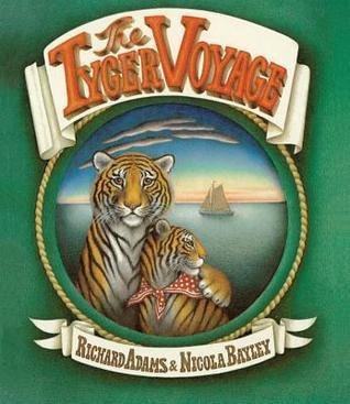 The Tyger Voyage Richard Adams