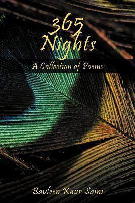 365 Nights: A Collection of Poems  by  Bavleen Kaur Saini