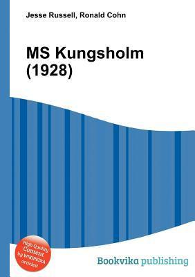 MS Kungsholm (1928)  by  Jesse Russell