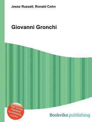 Giovanni Gronchi  by  Jesse Russell