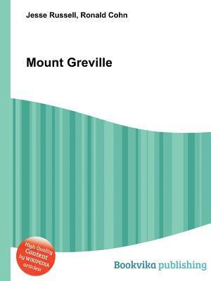 Mount Greville Jesse Russell
