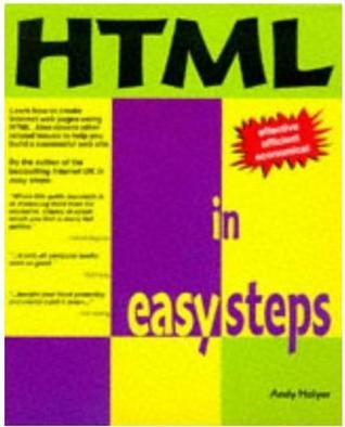 HTML In Easy Steps  by  Andy Holyer