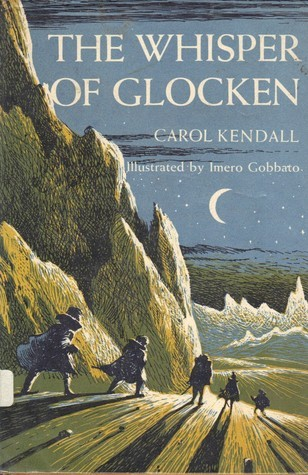 The Whisper of Glocken (The Minnipins, #2)  by  Carol Kendall