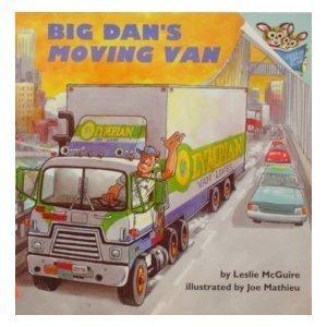 Big Dans Moving Van Leslie McGuire