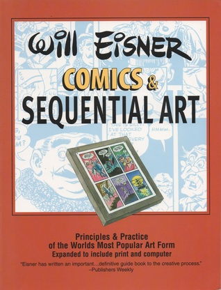 Comics & Sequential Art  by  Will Eisner