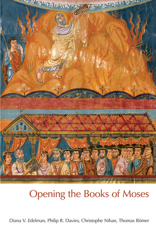 Opening the Books of Moses Philip R. Davies