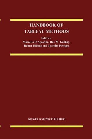 Handbook Of Tableau Methods Dov M. Gabbay