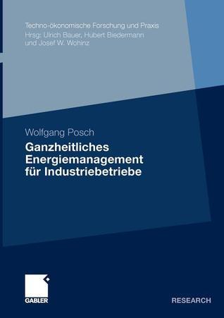 Ganzheitliches Energiemanagement Fur Industriebetriebe  by  Wolfgang Posch