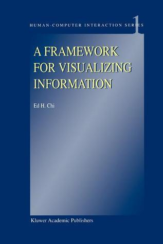 A Framework for Visualizing Information  by  E.H. Chi