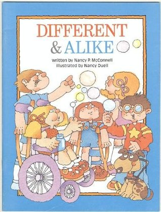 Different & Alike  by  Nancy P. McConnell