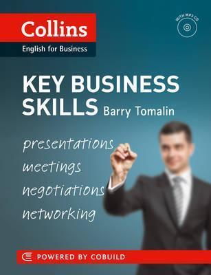 Collins Key Business Skills. Barry Tomalin Barry Tomalin