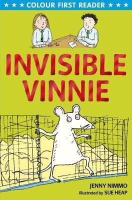 Invisible Vinnie Jenny Nimmo
