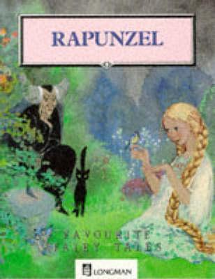 Rapunzel Story Book  by  Jacob Grimm