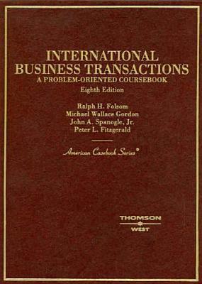 Handbook of NAFTA Dispute Settlement Ralph H. Folsom
