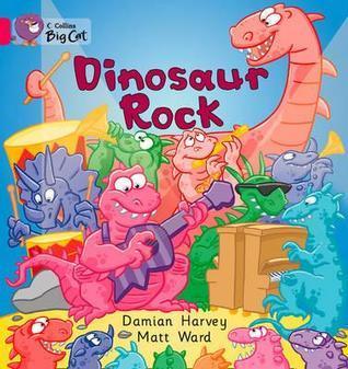 Dinosaur Rock Damien Harvey