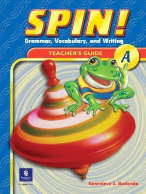 Spin! Level a: Grammar, Vocabulary and Writing  by  Genevieve Kocienda