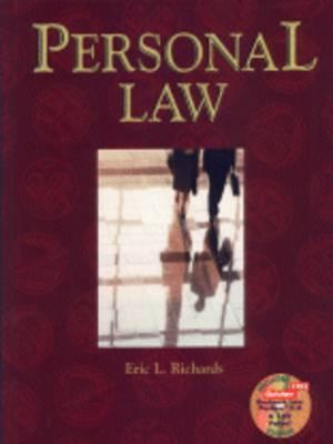 Personal Law: Text  by  Eric L. Richards
