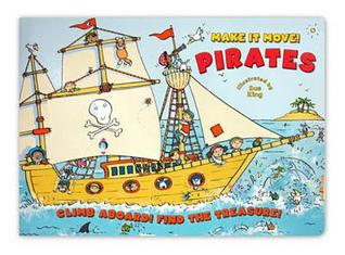 Make It Move! Pirates  by  Sue King
