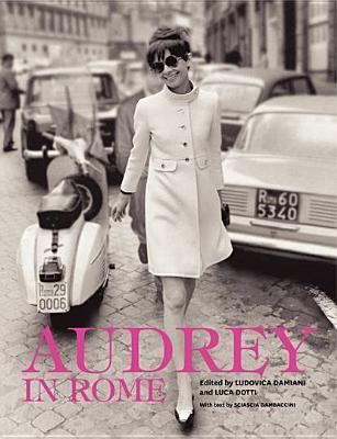Audrey in Rome  by  Luca Dotti