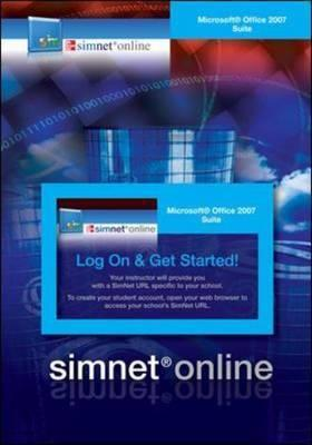Simnet Online: Microsoft Office 2007 Suite Interactive Triad