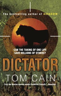 Dictator (Samuel Carver, #4) Tom Cain