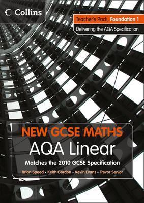 Aqa Linear Foundation 1 Teacher Pack Kevin Evans