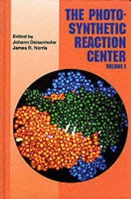 The Photosynthetic Reaction Center  by  Johann Deisenhofer