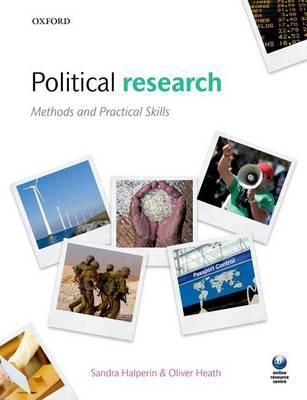 Researching Politics: Methods and Practical Skills  by  Sandra Halperin