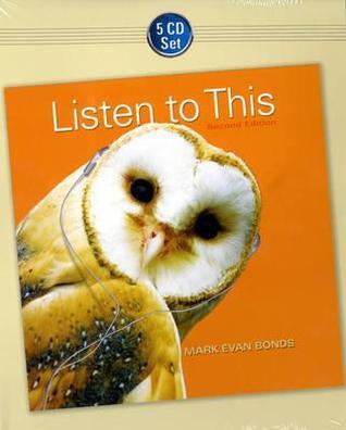 Listen to This-5 CD Set  by  Mark Evan Bonds