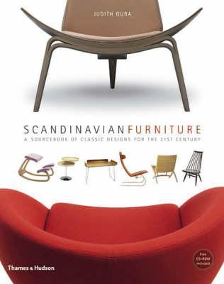 Scandinavian Furniture: A Sourcebook Of Classic Designs For The 21st Century  by  Judith Gura