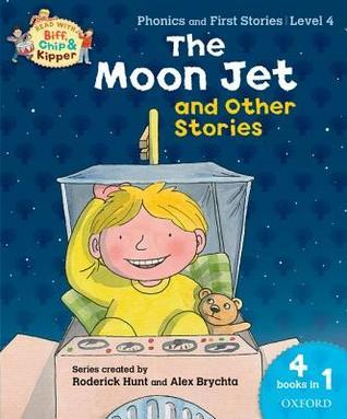 The Moon Jet and Other Stories.  by  Roderick Hunt by Roderick Hunt