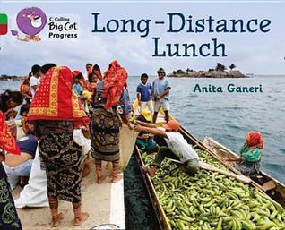 Long-distance Lunch Anita Ganeri