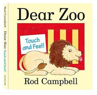 Dear Zoo: Touch and Feel Rod Campbell