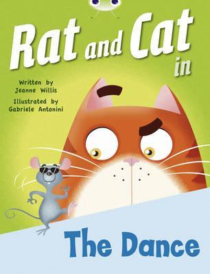 Rat and Cat in the Dance Jeanne Willis