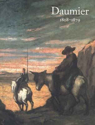Daumier: 1808-1879  by  Henri Loyrette