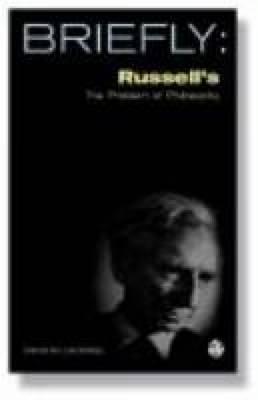 Russells the Problems of Philosophy David Mills Daniel