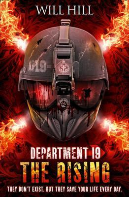 The Rising (Department 19, #2) Will Hill