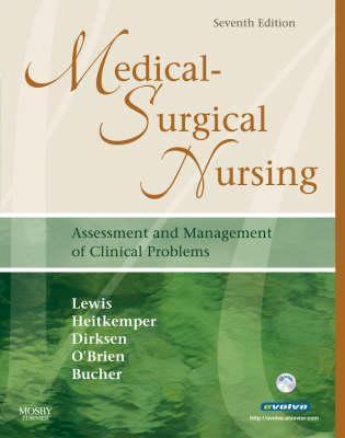 Tratado de Enfermagem Medico-Cirurgica: Avaliacao E Assistencia DOS Problemas Clinicos Sharon L. Lewis