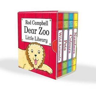 Dear Zoo Little Library Rod Campbell